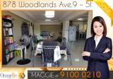 878 Woodlands Avenue 9 - Property For Sale in Singapore