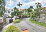 F/Hold Detached @ Adelphi Pk Estate 2sty + Attic - Property For Sale in Singapore