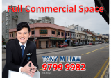 Full Commercial Geylang Main Road Facing  - Property For Sale in Singapore