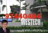 Westech Building - Property For Rent in Singapore