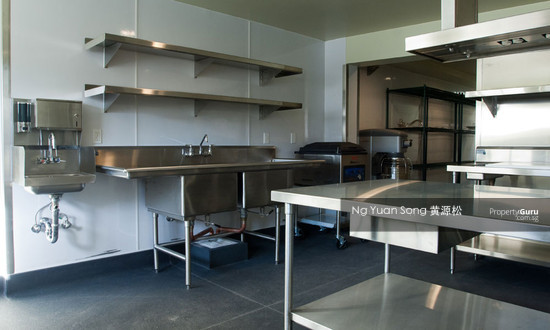 East Food Factory Central Kitchen For Rent Bedok North