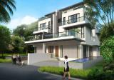 Brand New 3.5 storey Semi-detached - Sunshine Terrace - Property For Sale in Singapore