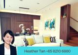 Modern minimalist design semi-d house of 3.5 storeys with Attic - Property For Sale in Singapore