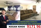 763 Woodlands Avenue 6 - Property For Rent in Singapore