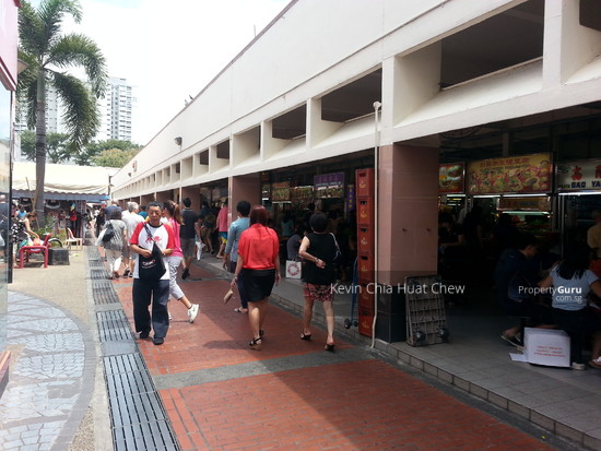Marine Parade Central, VERY LARGE HDB shophouse for RENT