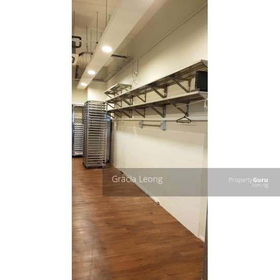 Kitchen For Rent: Fitted Bakery Kitchen For Lease At The Commerze