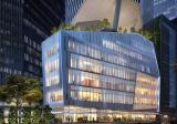 18 Robinson | Brand New Building | Lift Lobby Frontage - Property For Rent in Singapore