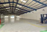 Ground floor Warehouse/ Factory/ Workshop with Open yard space - Property For Rent in Singapore