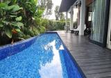 $15xx PSF Almost New Modern Bungalow @ Binjai / Yarwood Ave Vicinity  - Property For Sale in Singapore