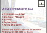 Geylang road - Property For Sale in Singapore