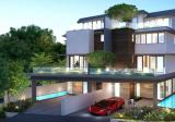 Brand New Semi-Detached House With Swimming Pool and Lift - Property For Rent in Singapore