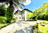 Majestic black and white colonial house for rent - Property For Rent in Singapore