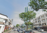 Jalan Basar Shophouse Ground Floor 999years leasehold Rare face 2 main road Lavender & Jalan Basar - Property For Sale in Singapore