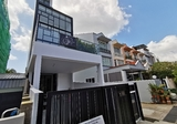 Brand new 3.5sty terrace house Figaro - Property For Sale in Singapore