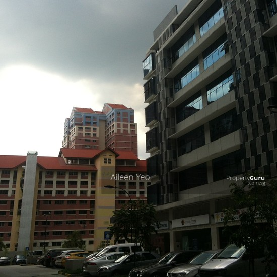 Midview City, 18 Sin Ming Lane, 573960 Singapore, Light