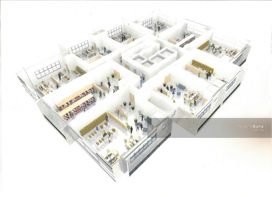 Solstice Business Centre Typical Floor Layout 33878930