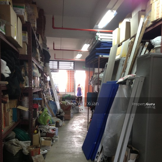 Light Industrial Unit In Swindon: 161 Kallang Way (FITTED UNIT), Kallang Way, 349247