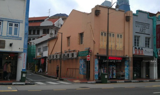 Backpacker's Hostel - 227 South Bridge Road  14309561