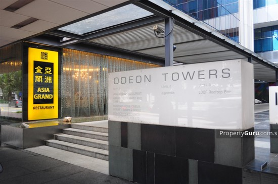 Odeon Towers  3193244