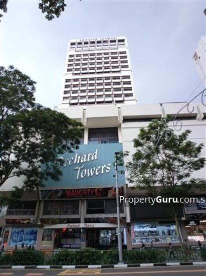 Singapore Hotel - Orchard Road | Singapore Marriott Tang