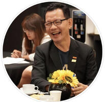 Eric 李清海 Lee