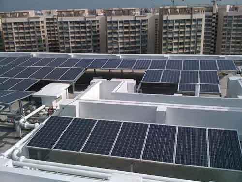 680 Hdb Blocks To Get Solar Panels Property Market