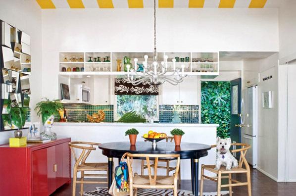 Empat Tips Segarkan Suasana Dapur Anda