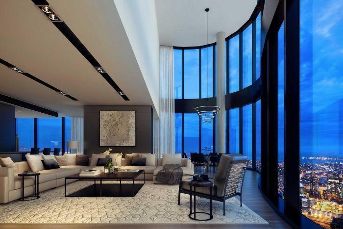 China Buyer Snaps Up Penthouse At Record Price Overseas