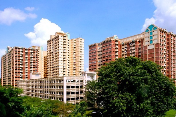 Hdb offers support to struggling flat owners property for Getting a loan to buy land and build a house