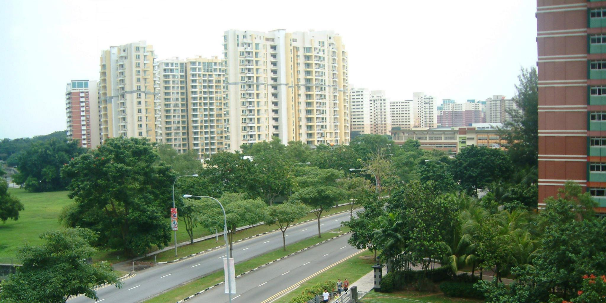 Pasir Ris to get 2000 new HDB