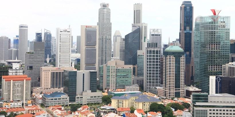 Singapore's Skyline
