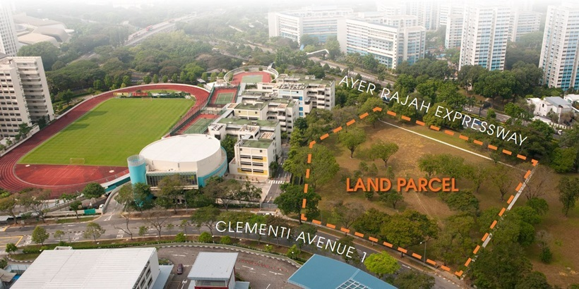 The Clement Canopy land site