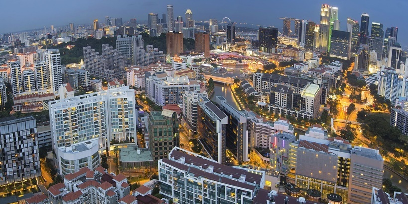 Singapore property market rebound may extend through 2019