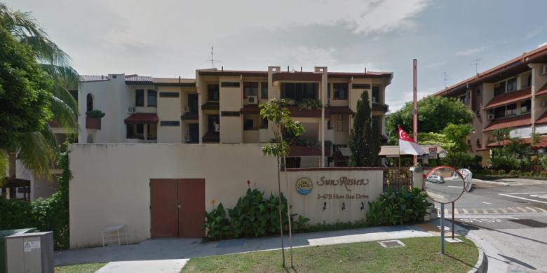 Sun Rosier condo up for en bloc sale for S$235mil