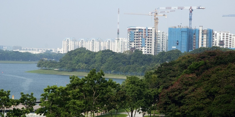 Bedok Reservoir Park crop