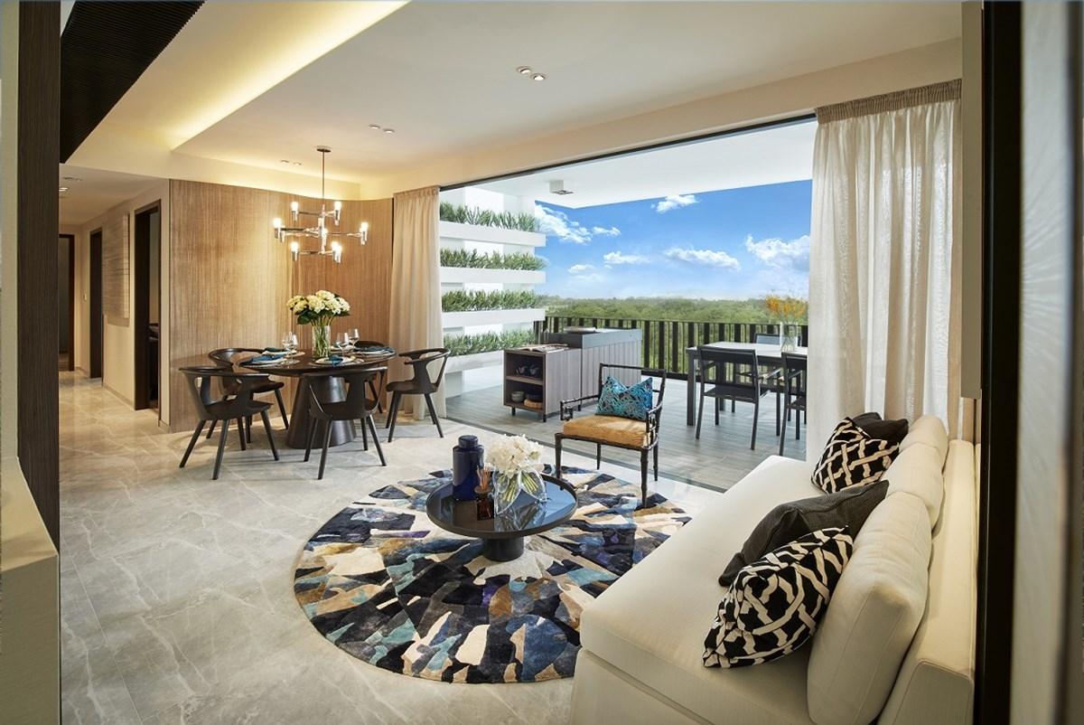 E C Home Design Part - 28: Four Bedroom, 4 Room, Ec, Layout