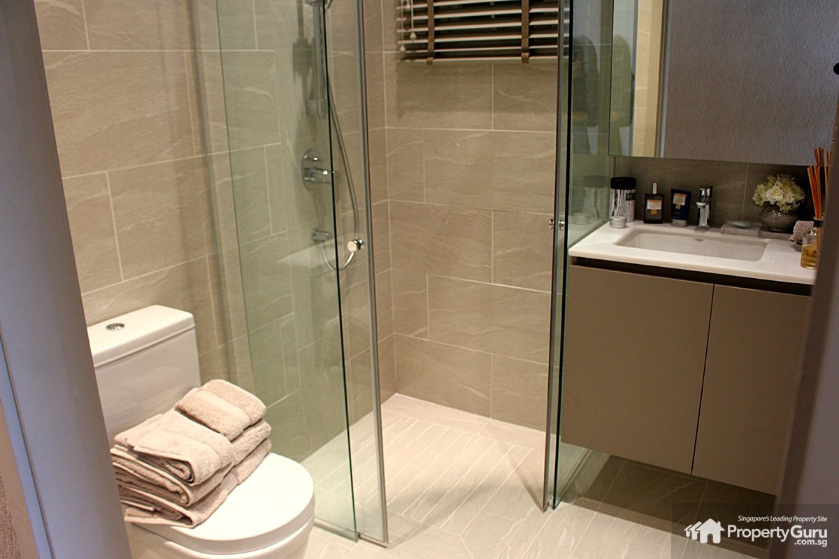 Bathroom Doors Sg waterfront @ faber review | propertyguru singapore
