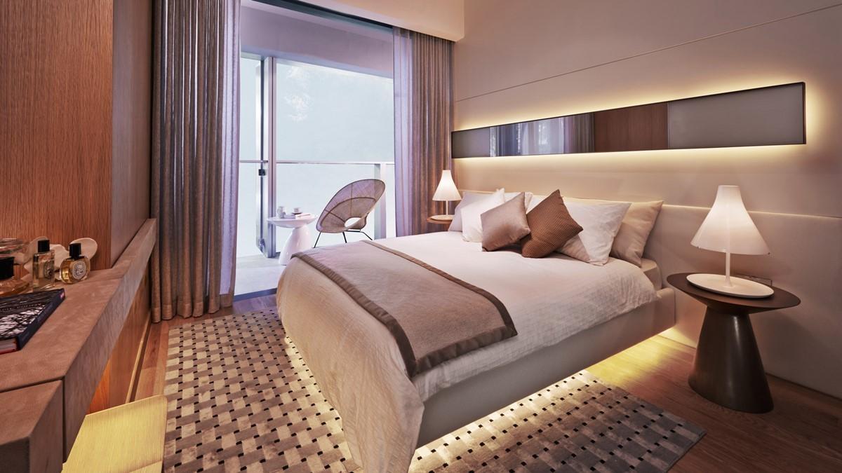beach style bedroom source bedroom suite. Beach Style Bedroom Source Suite. 3BR / Source: M+S Suite C