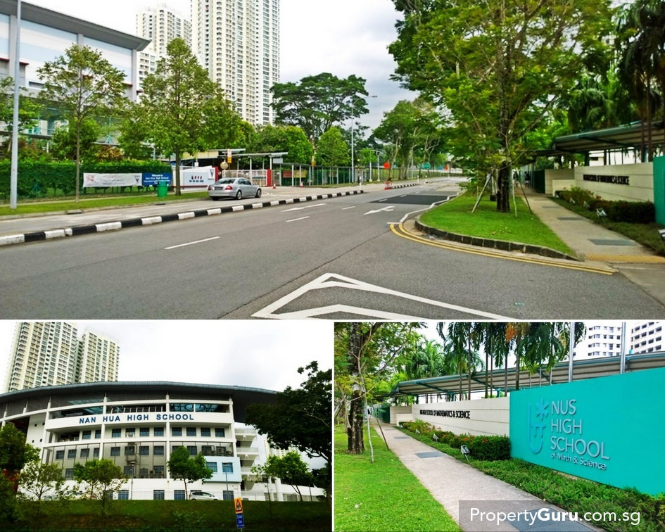NUS and Nan Hua