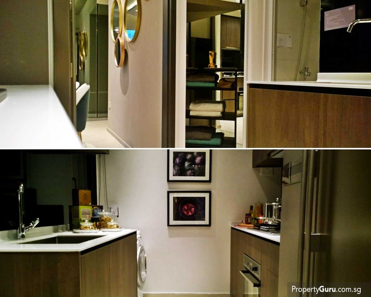 inz residence review propertyguru singapore 3br cospace kitchen and pantry
