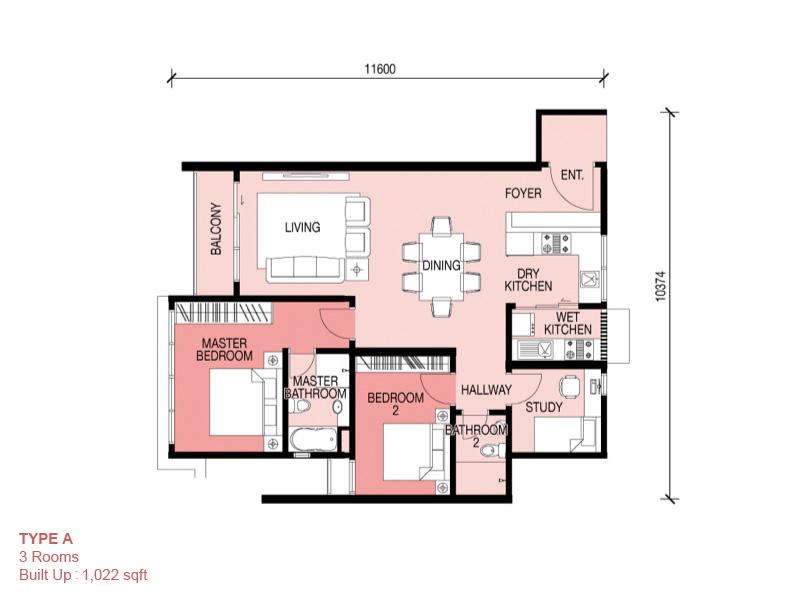 Glomac Residensi Damansara Glomac Damansara Residences