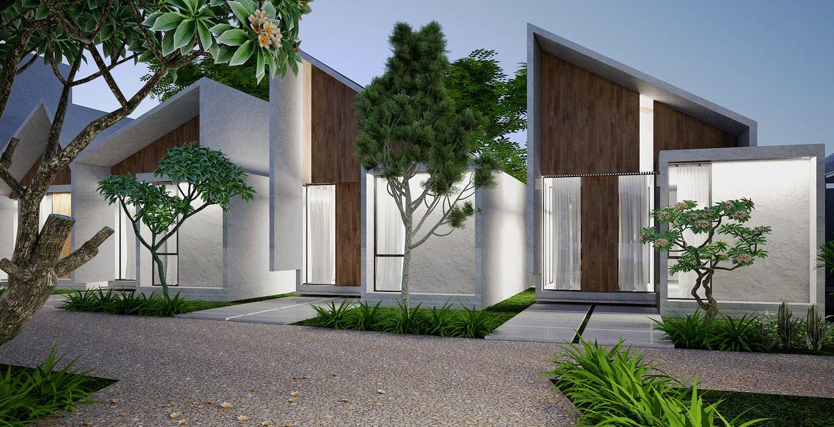 Tamanna Town House : Hunian Exclusive di Bojongsari Sawangan