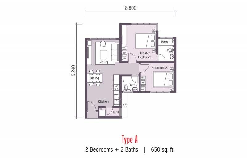International City Apartment For Sale