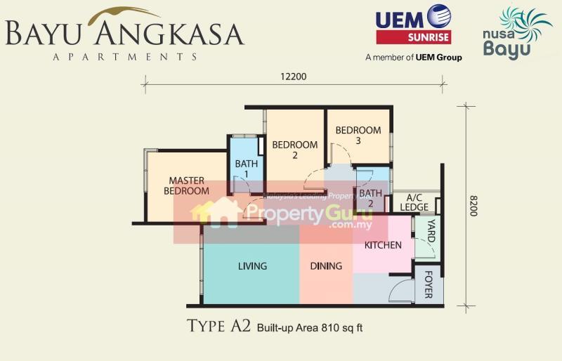 Bayu Angkasa Apartments Nusa Bayu Is For Sale