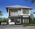 RK Home Park 2 พระราม 9 - รามคำแหง ( อาร์เค โฮมพาร์ค 2 พระราม 9 - รามคำแหง ) - New Home for Sale