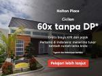 Halton Place : Rumah Mewah & Cantik di Medan Tenggara