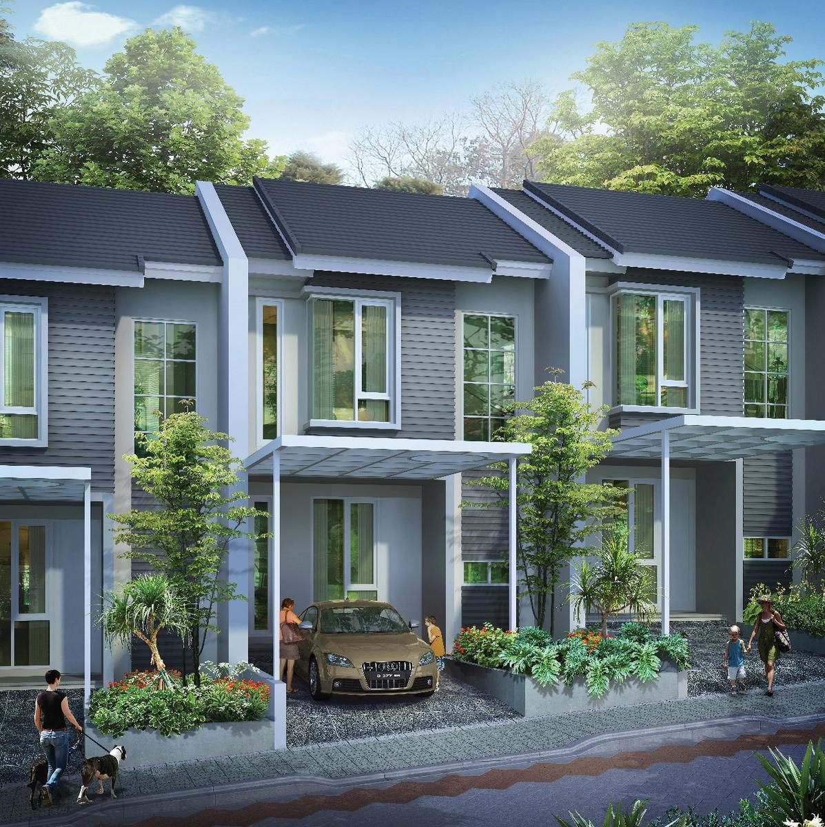 Victoria Hills Residence Dijual Rumahcom