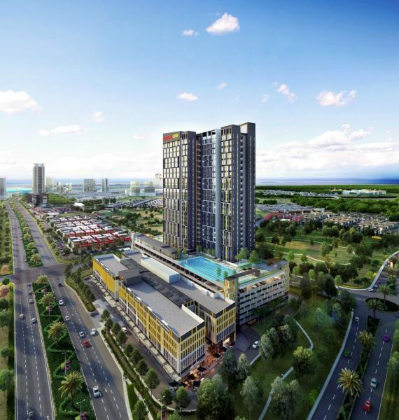 Grid residence sunway iskandar in malaysia propertyguru for Home design johor bahru