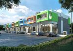 Taman Bukit Serdang | 2 Storey Semi-D Shop Office