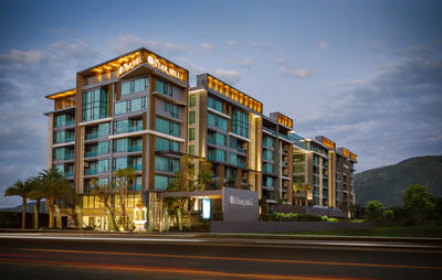 - The Star Hill Condominium